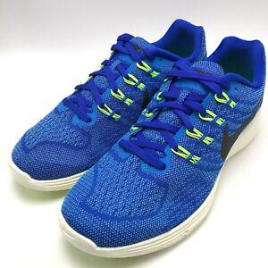 d96fea36cf799 Nike Lunartempo 2 Men s Running Trainer Shoes Racer Blue Black ...