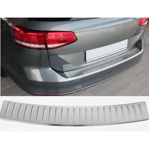Threshold Trunk Bumper Seat Leon 3 st 5f Break after 08//2013 Stainless Steel
