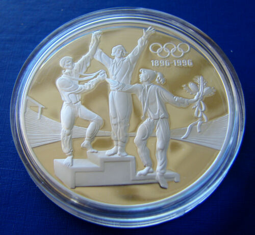 1993 $20 STERLING SILVER PROOF coin Under 20,000 made Olympics! Fair Play