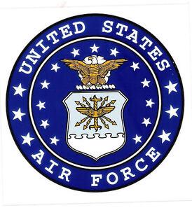 STICKER-DECAL-U-S-AIR-FORCE