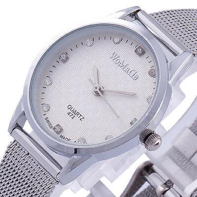 Luxury Fashion Crystal Jelly Dial Lady Girl Women Quartz Watch Bracelet Vintage