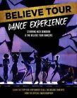 Believe Tour Dance Experience 0602537922154 Blu-ray Region a