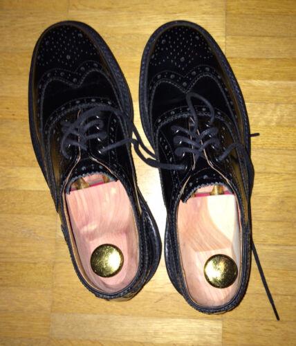 36 Uk 5 35 Emily 3 Black Brogue Size Little Worn Grenson D wFZISz