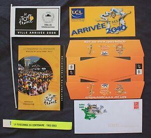 CYCLISME 5 OBJETS TOUR DE FRANCE - France - 5 objets du tour de france Publiée avec eBay Mobile - France