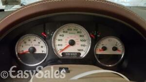 Details about 2007-2008 Ford F150 LARIAT KING RANCH SPEEDOMETER INSTRUMENT  CLUSTER 2007 2008