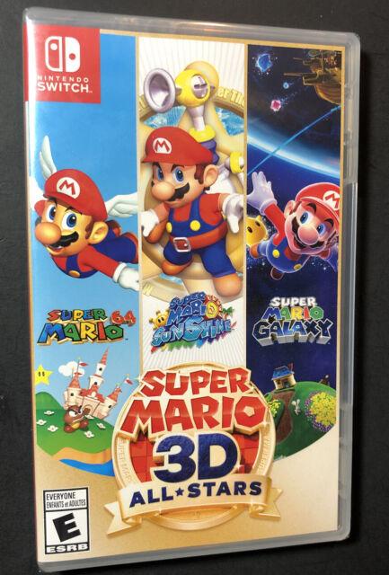 Super Mario 3D All Stars (Nintendo Switch) NEW