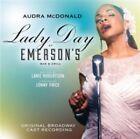 Lady Day at Emerson's Bar & Grill [Original Broadway Cast Recording] * by Audra McDonald (CD, Jul-2014, 2 Discs, PS Classics)