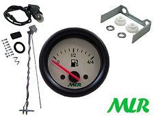 52MM livello carburante manometro & Mittente UNIVERSALE KIT Locost Dax Cobra 7 KIT AUTO azp