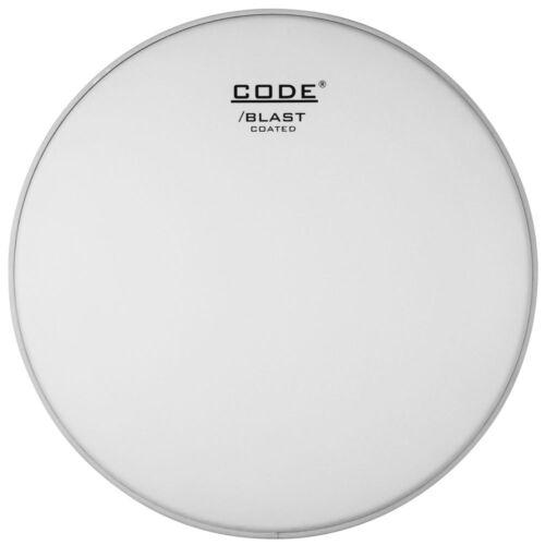 "Code Blast 22/"" Coated Bass Kick Drum Batter Head //// Free Shipping"