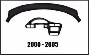 Image Is Loading Chevy Cavalier Dash Cap Cover Bezel Overlay