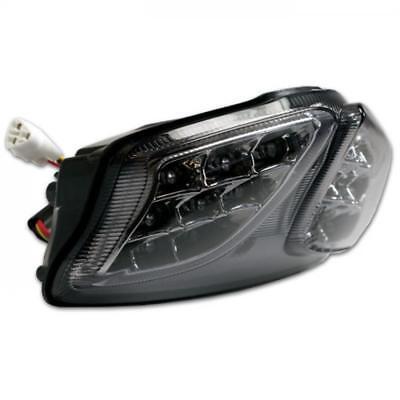 Colto Suzuki Gsx-r1000 09-15 Gsx-r 600/750 08-18 Led-luce Tinteggiato E-testato- Famoso Per Materiali Selezionati, Disegni Innovativi, Colori Deliziosi E Lavorazione Squisita