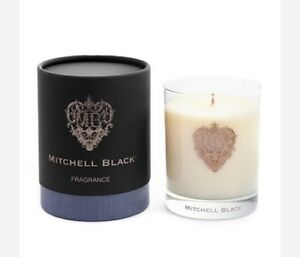 MITCHELL-BLACK-Fragrance-SIGNATURE-SOY-CANDLE-10-oz-NEW