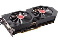 Xfx Gts Black Core Edition Radeon Rx 580 Directx 12 Rx-580p828d6 8gb Oc+ 1405 Mh