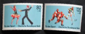 Stamp-Berlin-Stamp-Germany-Yvert-and-Tellier-N-659-amp-660-N-Cyn27