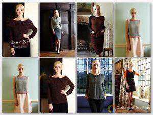 Debbie-Bliss-Milano-Chic-Book-six-beautiful-knitting-patterns