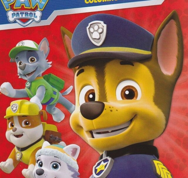 2 Coloring Book Paw Patrol Blaze And The Monster Machines Nickelodeon
