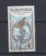 Slovacchia 1999 Cinquantenario orchestra filarmonica nazionale 342  USATA