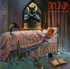 DIO - DREAM EVIL CD (1987) BLACK SABBATH, ELF, RAINBOW