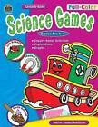 Full-Color Science Games, Prek-K by Julie Mauer (Paperback / softback, 2007)