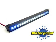Gear Head RC 1/10 Scale Desert Torch LED Light Bar - White and Blue GEA1187