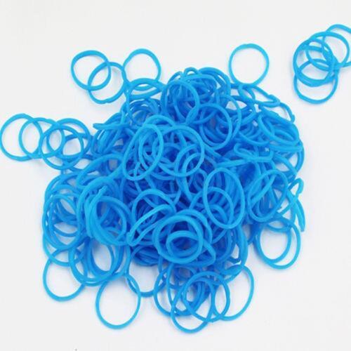 600pcs Multipurpose Rubber Bands for Hair Bands /& Kid BTY Bracelet Loom Craft BT
