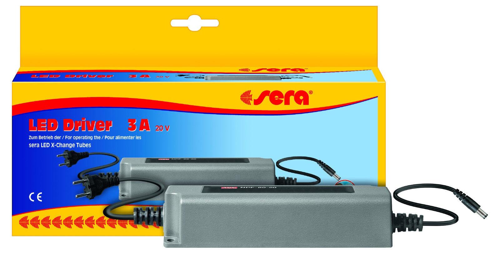 LED ballast électronique sera  20 V DC driver 3 A ref 8077432074