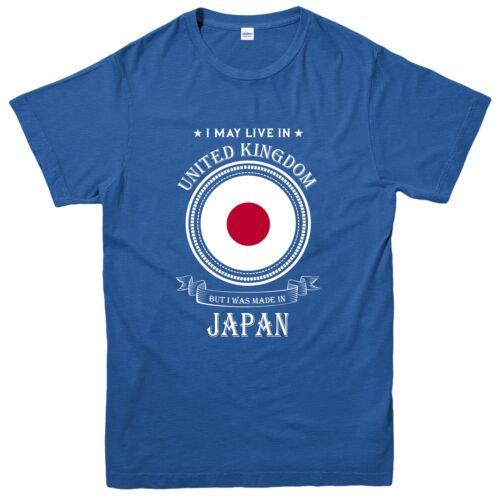 vivant au Royaume-Uni Nation Love Tee Top Made in Japan T-shirt
