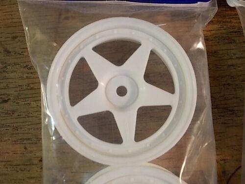 92673 92682 Wheel /& Tire Set Kyosho Pure Ten TF-2 TF-3 GP Spider Fazer Narrow