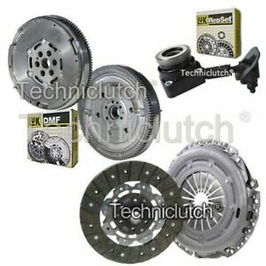 NATIONWIDE 2 PART CLUTCH AND LUK DMF WITH LUK CSC FOR VOLVO C30 HATCHBACK 1.6 D