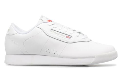 Damen Reebok Princess Sneaker Weiß