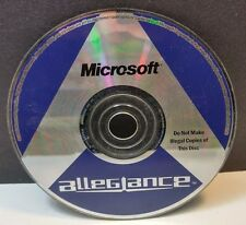 Allegiance (PC, 2000) DISC ONLY