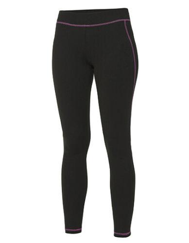Damen Sporthose Funktionshose Yoga Pant eng anliegend