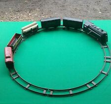 Vintage Marx New York Central Tin Wind- Up Toy Train