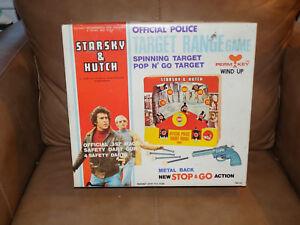 Starsky-amp-Hutch-Target-Range-Game-in-Box-1977