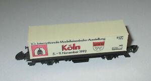 Marklin-Z-8615A188-Wagon-de-Containeur-034-Maina-Koln-92-034