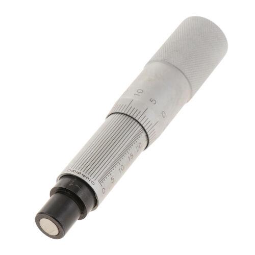 Apparat Mechanischer manueller Präzisionsmessmikrokopf