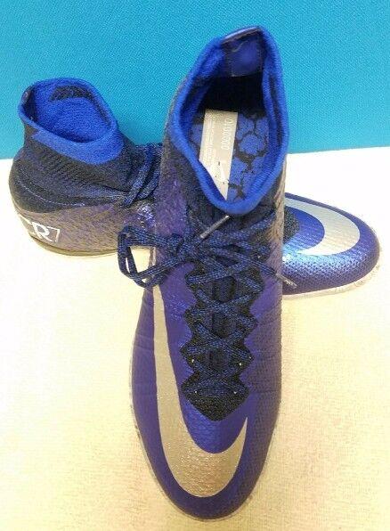 3908c950eccf Nike MercurialX Proximo Cr7 IC Soccer Shoes 807566-404 Ronaldo 10 for sale  online | eBay