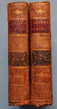 Roland furieux poème héroïque de l'Arioste 4 tomes en 2 volumes gravures 1810
