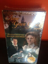 Anne of Green Gables The Sequel 10th Anniversary Collector's Ed Two VHS SEALED