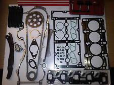 FIAT DOBLO 1.3 JTD DIESEL NEW TIMING CHAIN KIT + HEAD GASKET SET + BOLTS & TOOLS