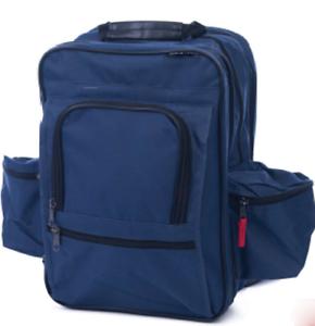 225da24c7fef Details about Home Health Shoulder/Backpack Bag - Nurses; Medical Pros;  Expecting Moms! Navy