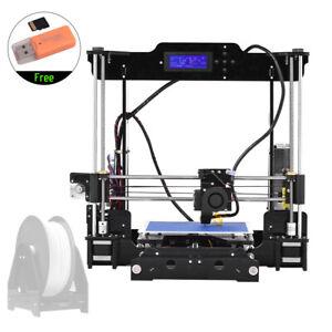 TRONXY-3D-Drucker-Reprap-i3-Plus-A8-Grose-Voll-Metall-3D-Printer-220x220x240mm