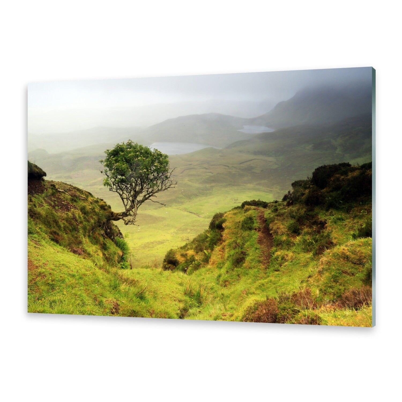 Acrylglasbilder Wandbild aus Plexiglas® Bild Insel Schottland