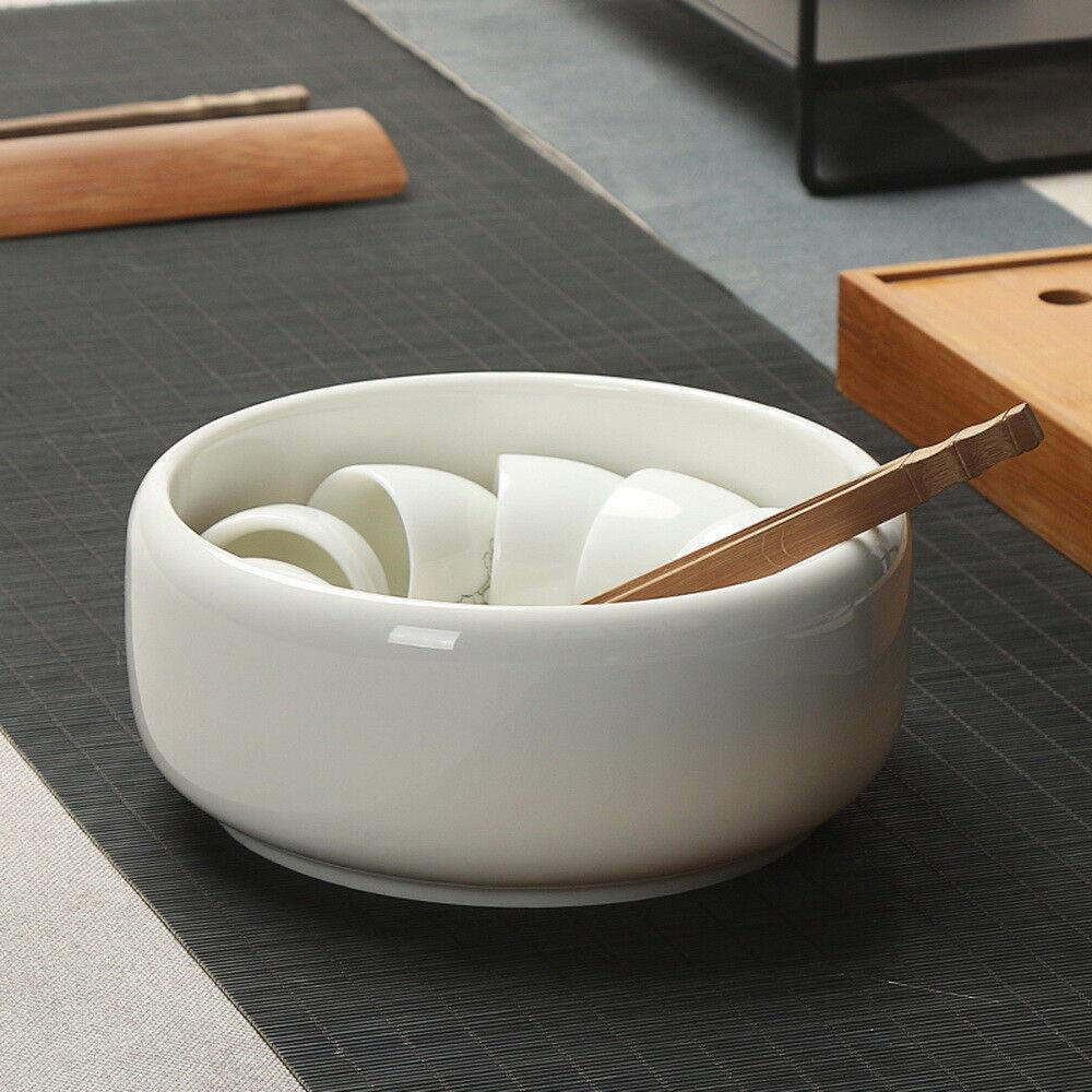 spedizione veloce e miglior servizio Ciotola per tazza da da da tè in porcellana bianca Cha Xi Gongfu per tazze da tè 1.2L  supporto al dettaglio all'ingrosso