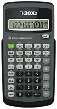 Texas Instruments ti-30xa CALCOLATRICE SCIENTIFICA SCUOLA