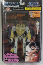 MACROSS : SUPER VALKYRIE VF-1A ACTION FIGURE SET MADE BY ARII. NUMBER 4