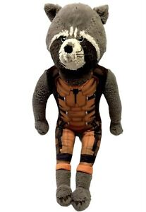 Marvel-Guardians-of-The-Galaxy-Rocket-Raccoon-24-034-Plush-Pillow-Buddy