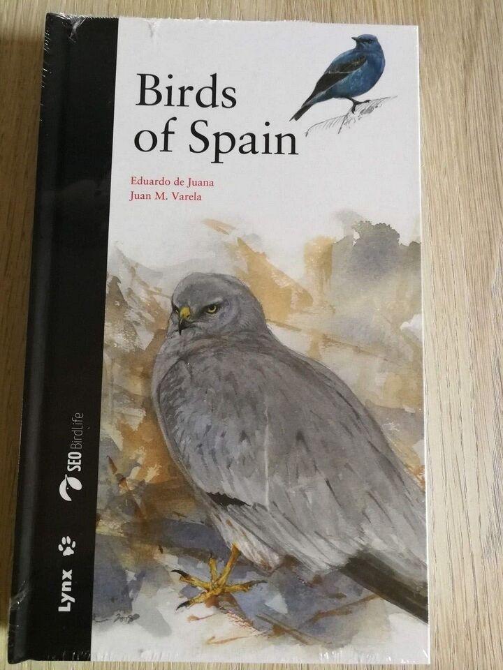 Birds of Spain, Eduardo de Juana, Juan M. Varela
