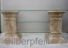Regal TV Tisch HiFi Säule Säulenregal Säulen Exklusiv Dekoration Möbel 1844 F123