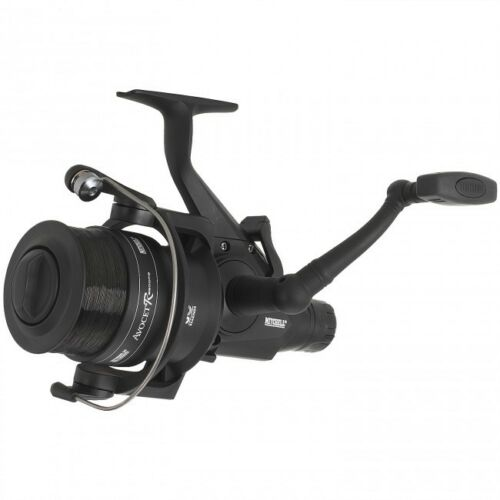 Mitchell 3x Avocet Reel fs5600r Black Edition with pre Loaded Line New